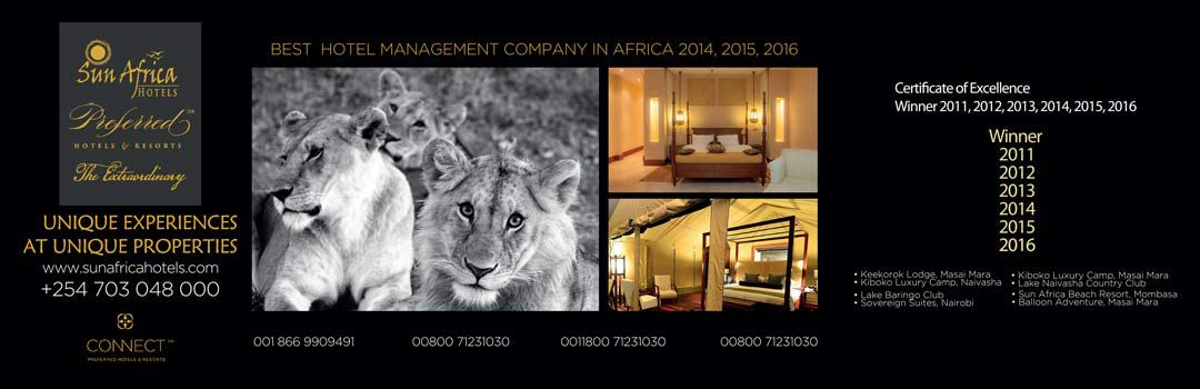 Sun Africa Hotels - Great places to choose from just a click away ...