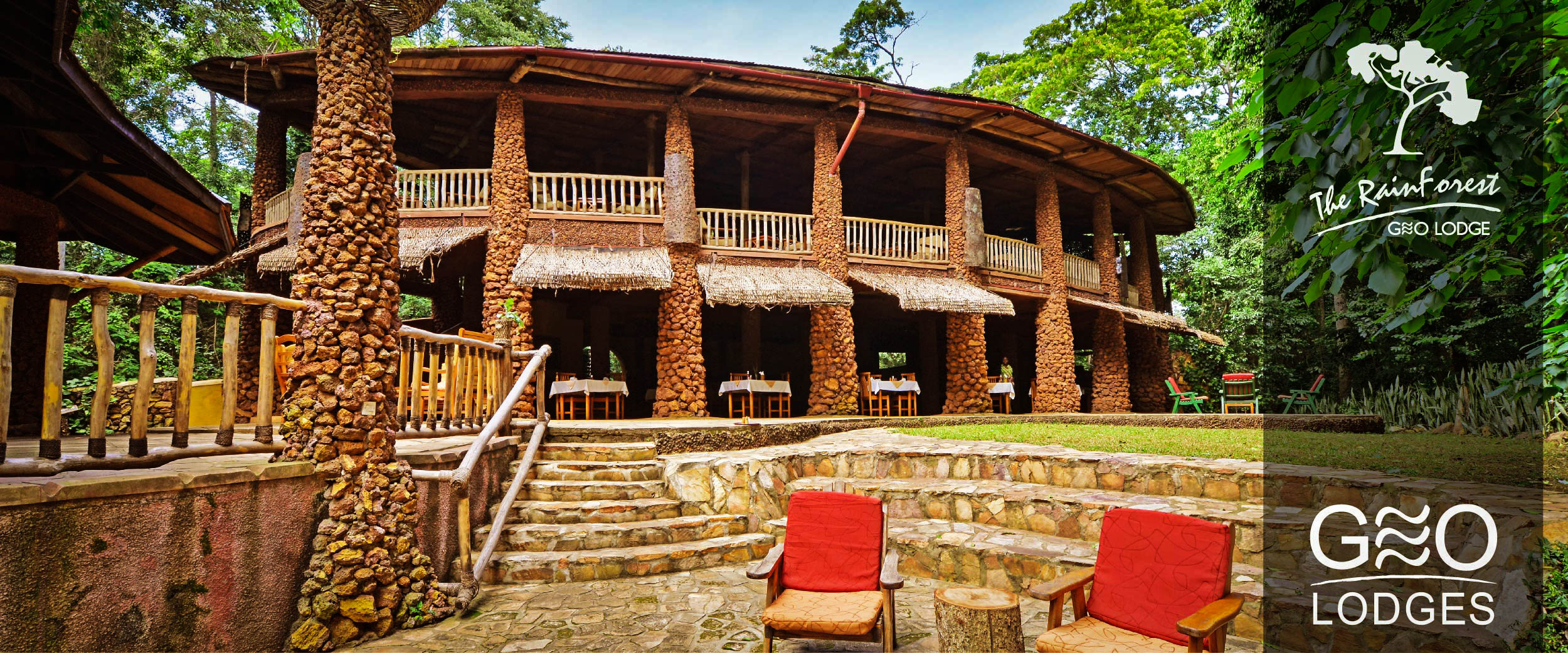 The RainForest Lodge in Mabira Forest is just 60 kilometres from Kampala - close enough for an active getaway of hiking and biking