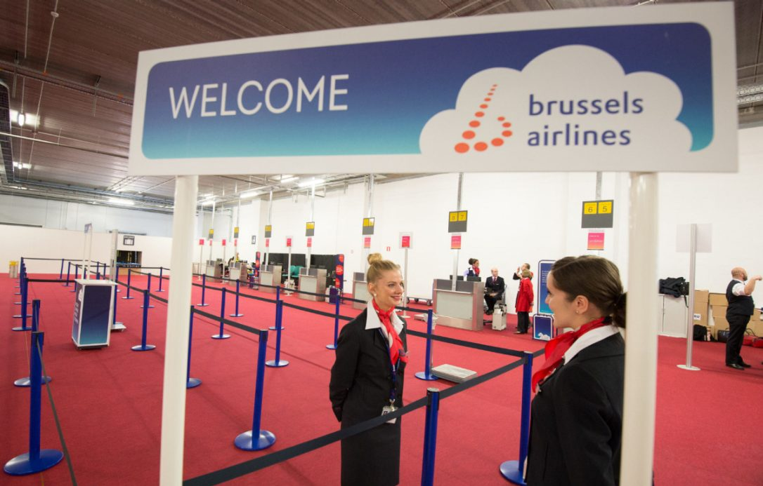 Brussels Airlines - your friend on the ground and in the air