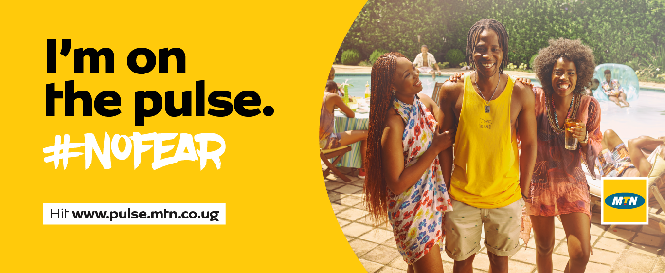 Join me on MTN and stay connected across Uganda - Everywhere You Go