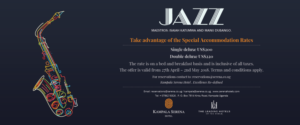 You don't have to break the bank to stay at the venue of a great Jazz concert ...
