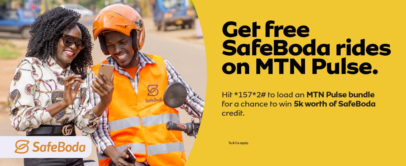 #MTNUganda, always good for something more, something extra ... Everywhere You Go