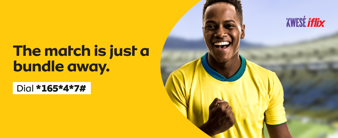 Watch your favourite team at the Fifa World Cup 2018 wherever you are and 'Everywhere you go'