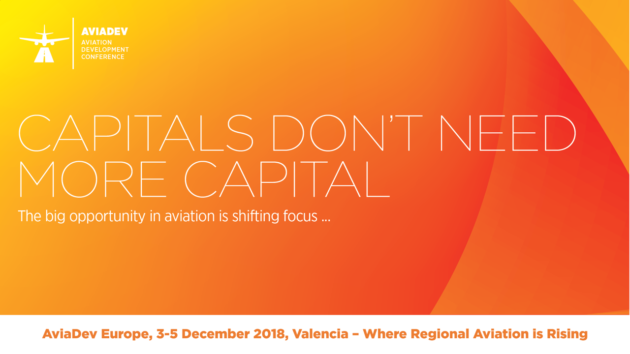 #AviaDev extends to Europe and the first event is taking place in Valencia / Spain from 03rd to 05th December