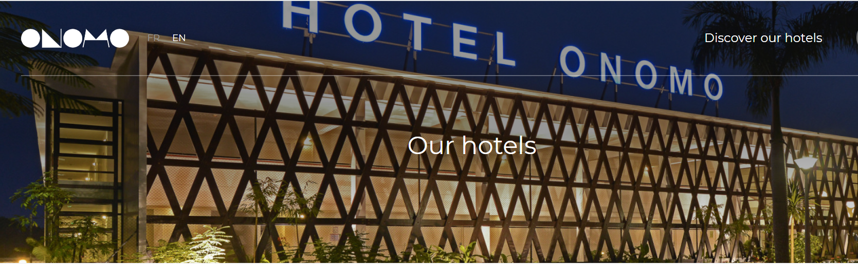 Onomo Hotels - hospitality at affordable tariffs ...