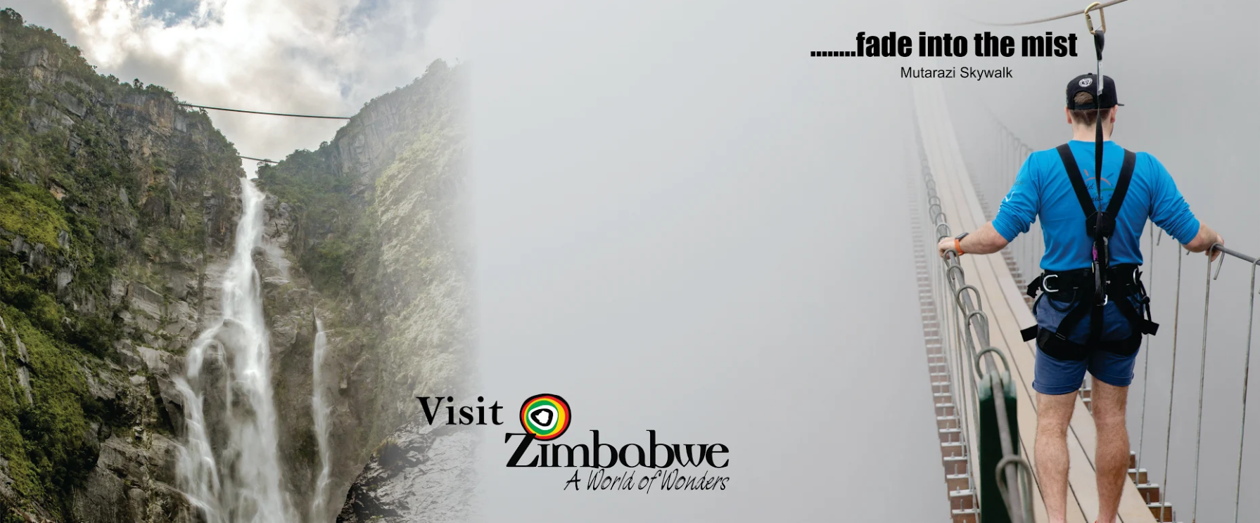 Welcome back to Zimbabwe - A World of Wonders