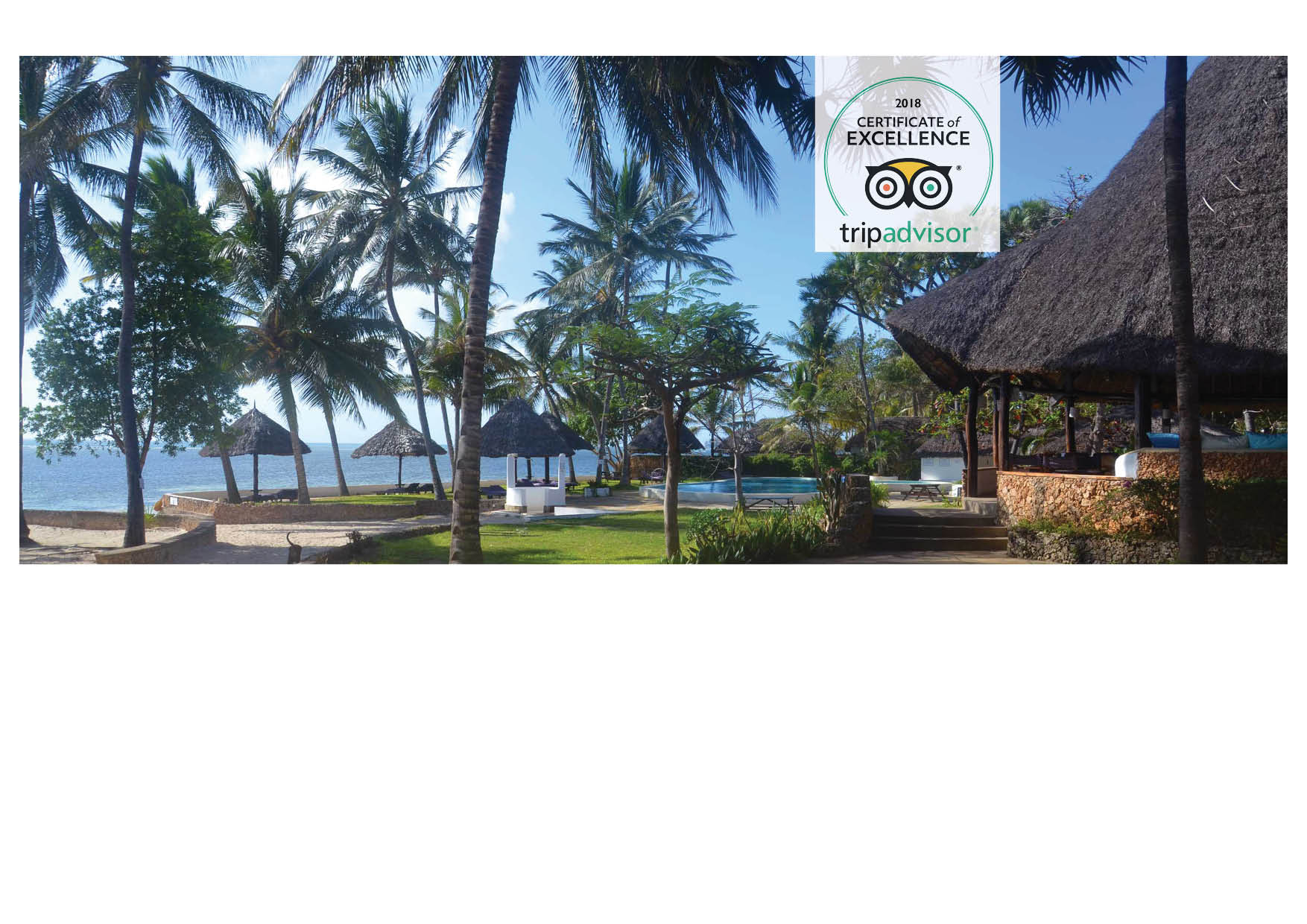 Malindi's best bare feet resort and probably one of the best along the Kenya coast ...