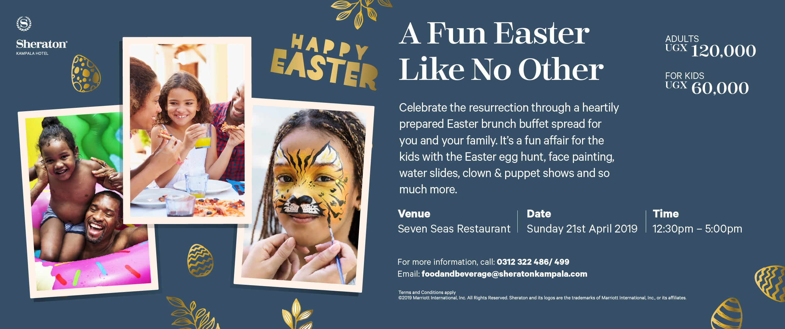 Easter is heading your way ... are you ready to celebrate?