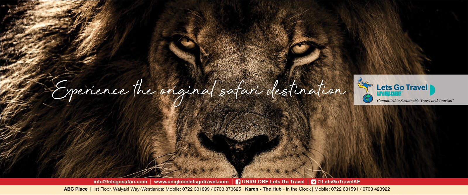 Lets Go Travel - THE safari specialist across East Africa!