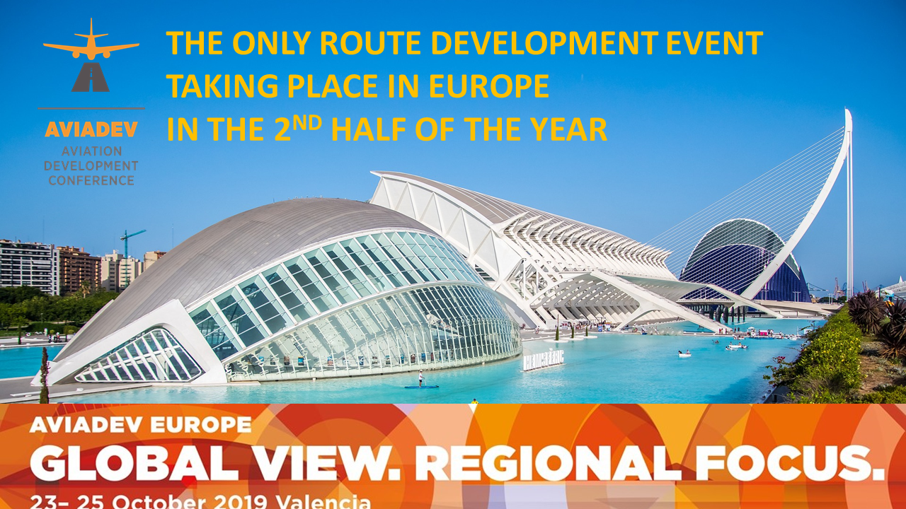 After a hugely successful #AviaDevAfrica2019 is #AviaDevEurope2019 coming next