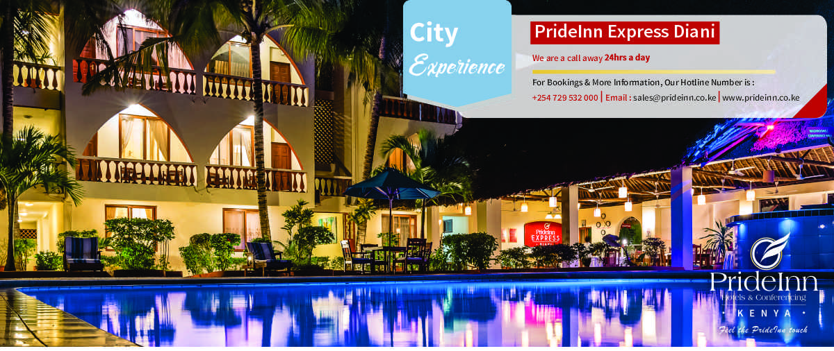 Enjoy your stay at PrideInn Hotels Diani property