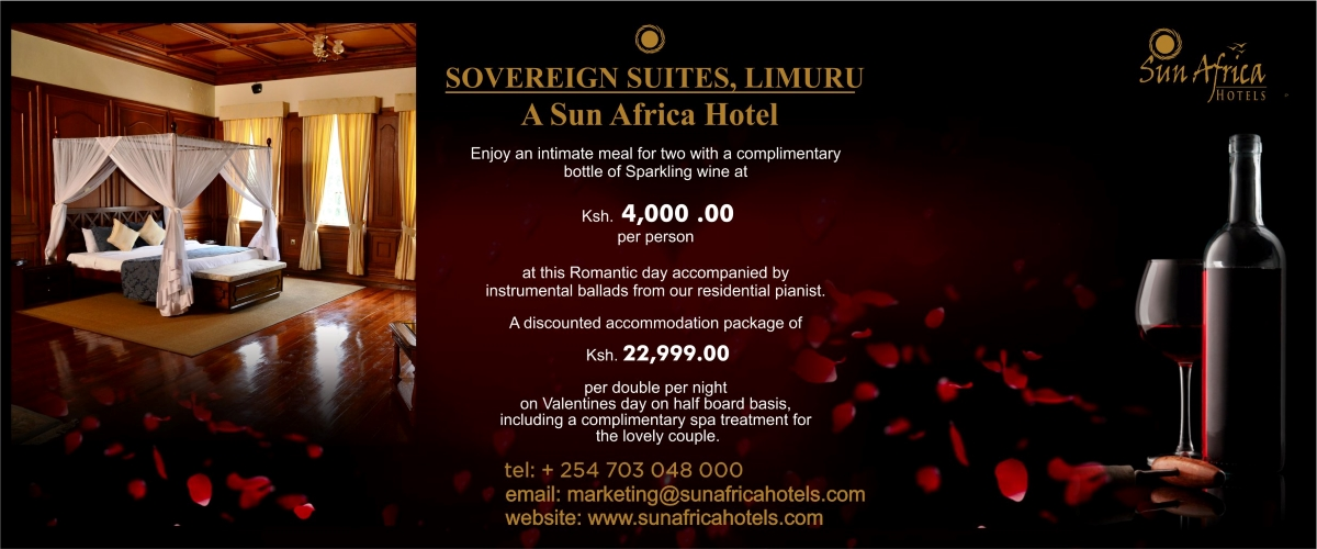 Celebrate Valentine's Day with Sun Africa Hotels ...