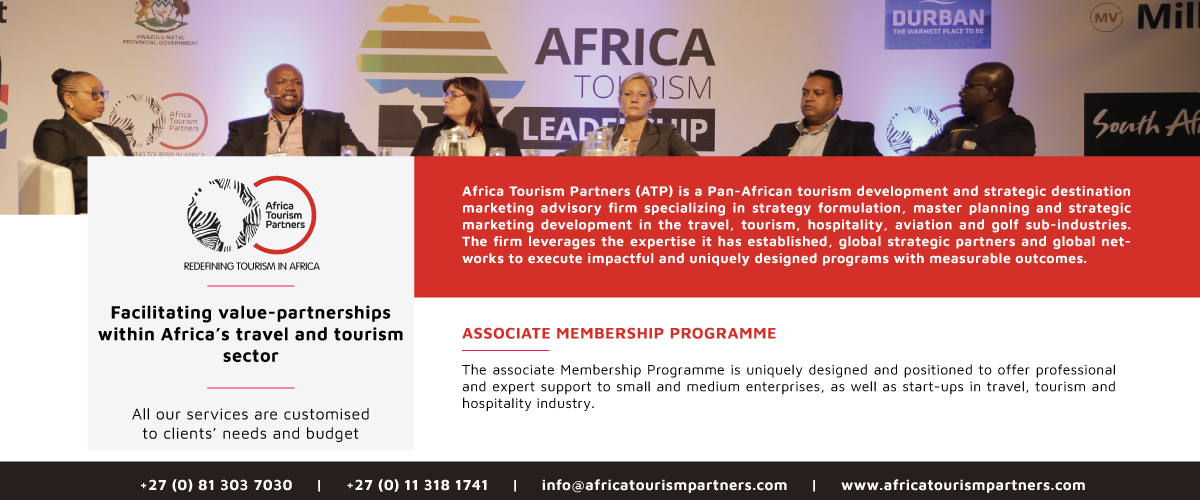 The Africa Tourism Leadership Forum and Awards are media partners of ATCNews