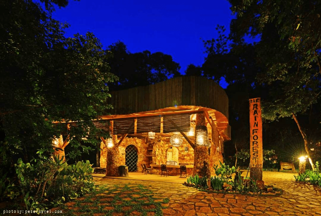 The 'Jewel in the Forest' aka RainForest Lodge Mabira